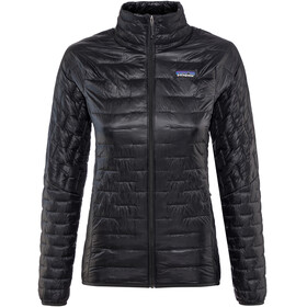 Patagonia W's Micro Puff Jacket Black